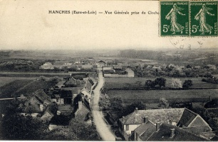 Hanches